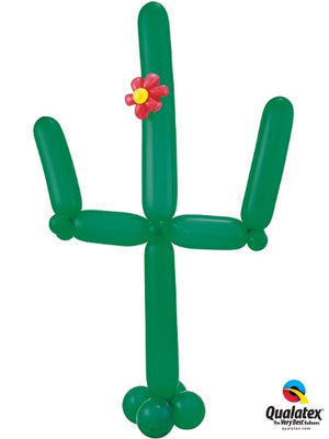 Cactus Balloon Stand Up