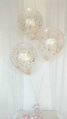 Confetti Balloon Bouquet 3