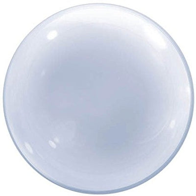 Deco 24 inch Clear Bubbles Balloon