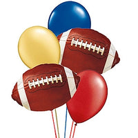 Football Balloon Bouquet 1