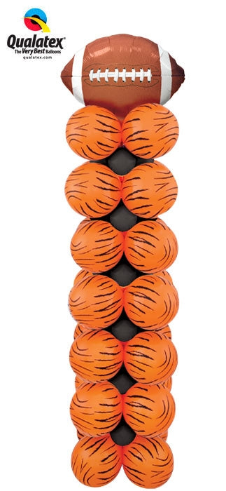 Football Balloon Column 2