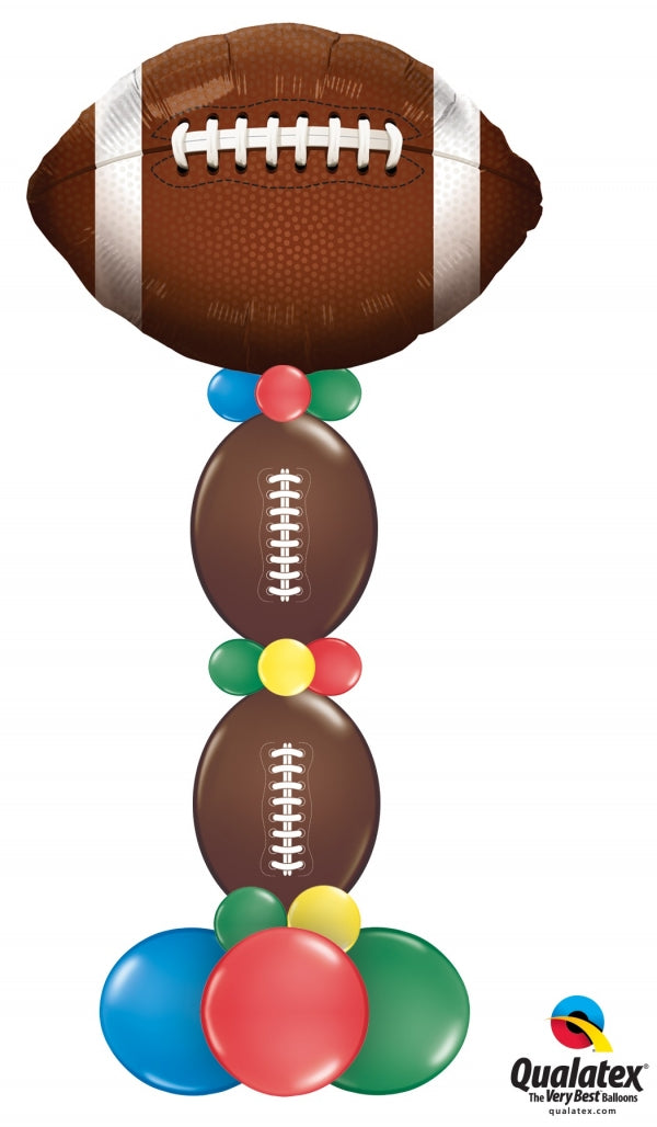 Football Balloon Stand Up 1