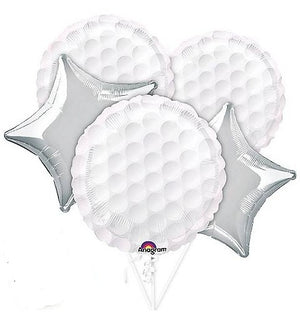 Golf Balloon Bouquet 1