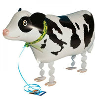 Farm Cow Pet Balloon Includes Helium