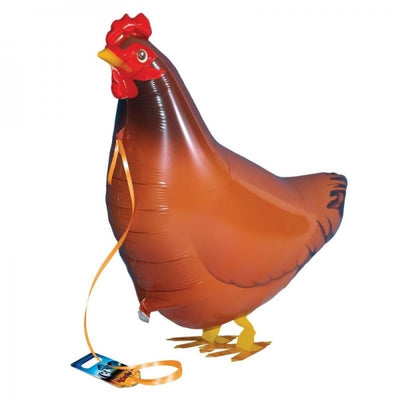 Farm Hen Pet Balloon Includes Helium