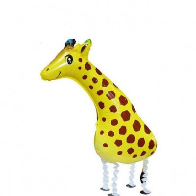 Giraffe Pet Walker Includes Helium