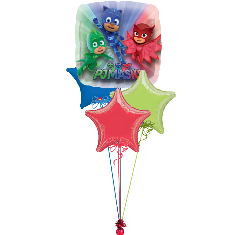 PJ Masks Balloon Bouquet 1