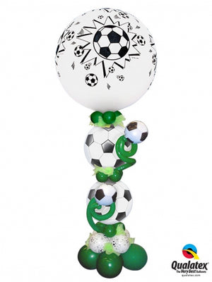 Soccer Balloon Stand Up 11