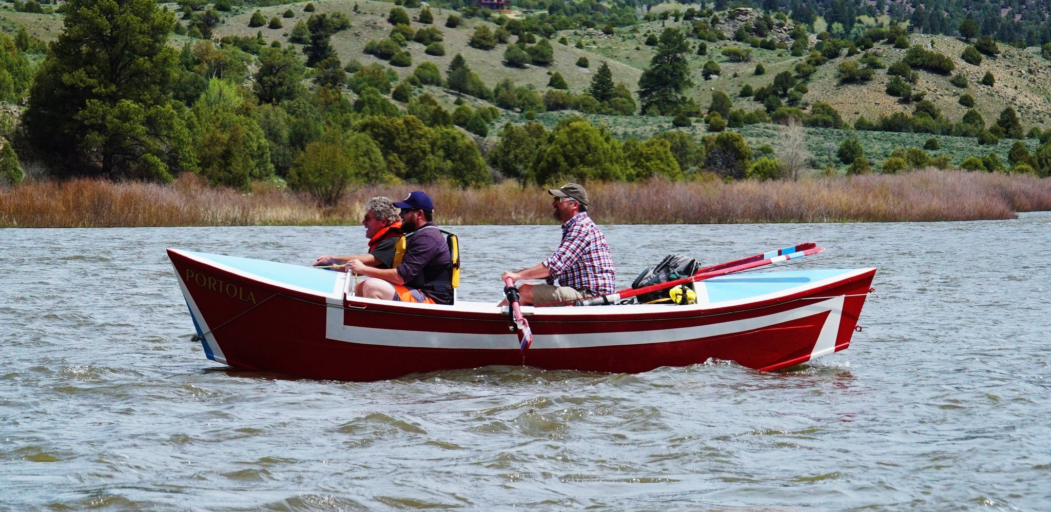 Fathers & Sons - TNB on the Colorado River