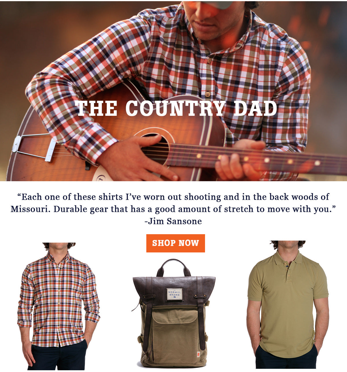 The Country Dad