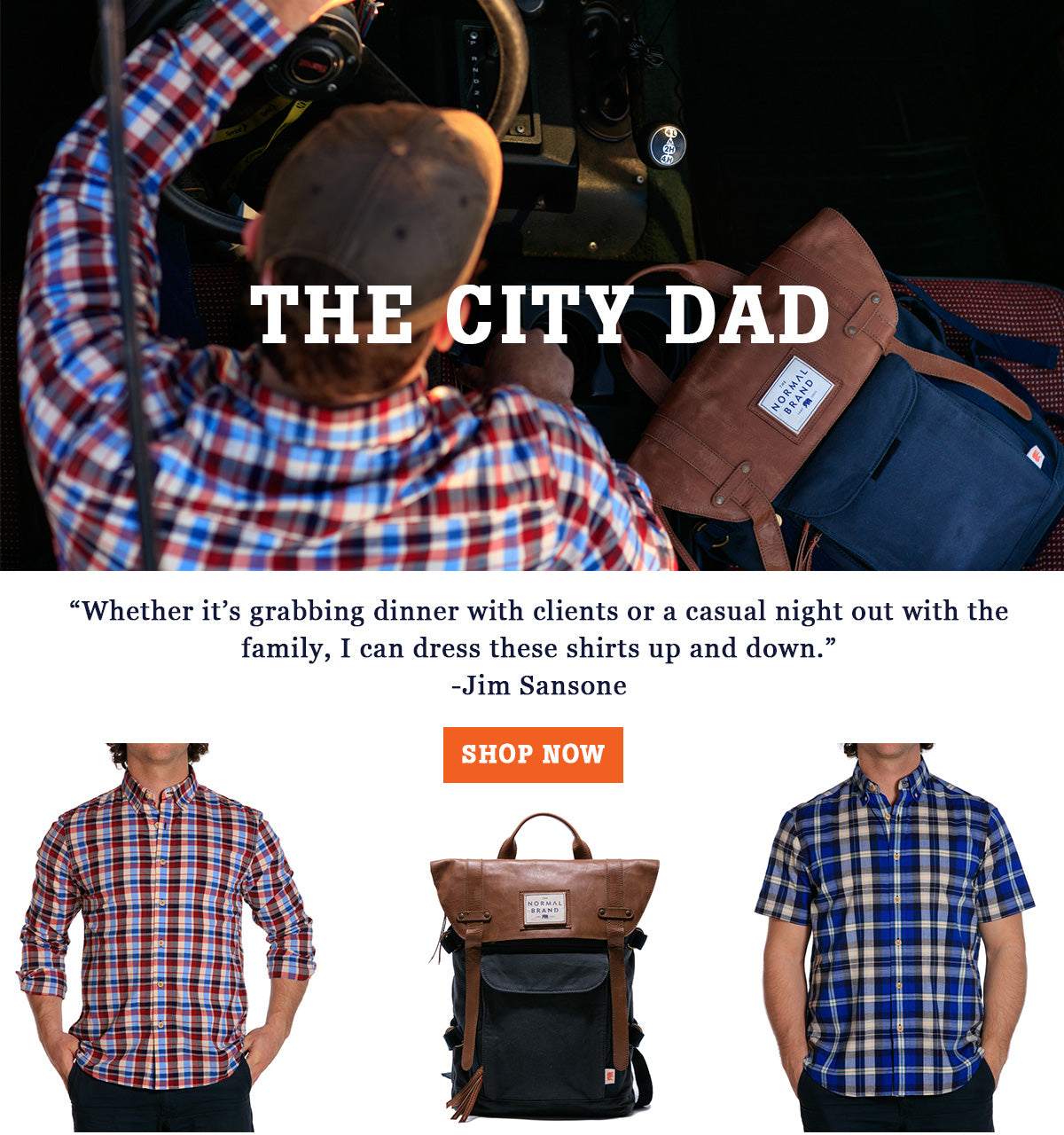 The City Dad