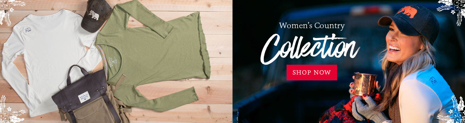 the normal brand gift guide women's country