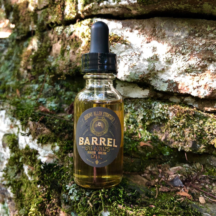 Cabin Beard & Skin Oil