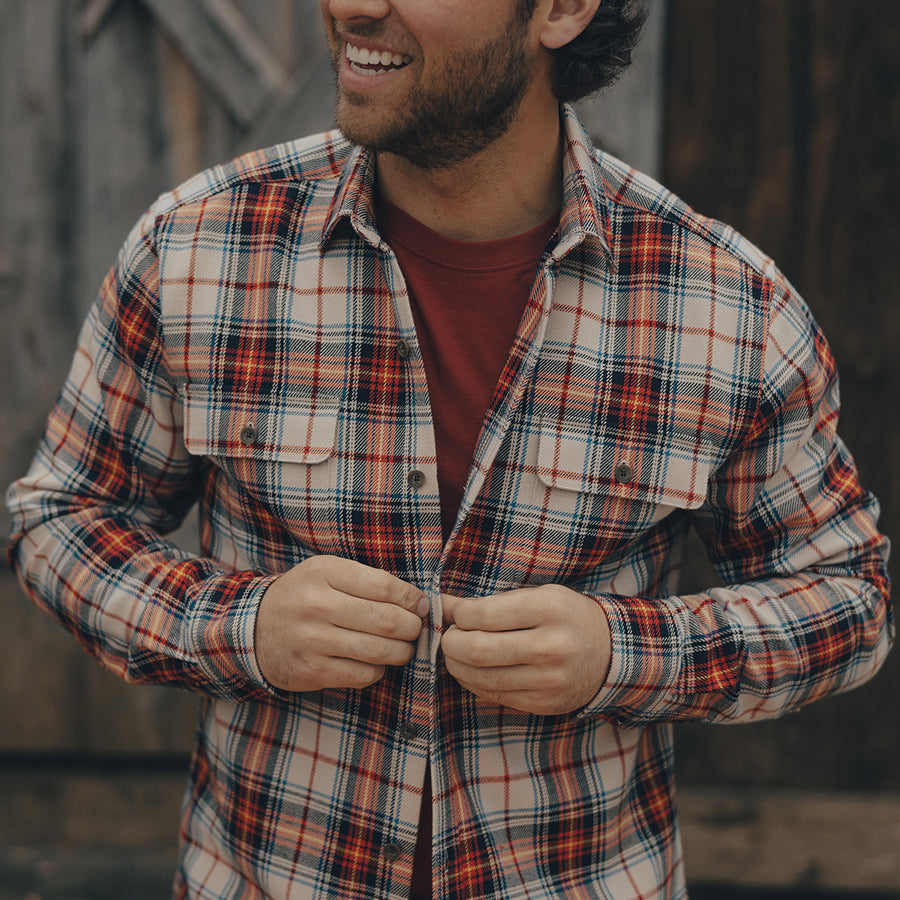 Jimbo Double Pocket Overshirt
