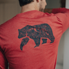 Worn in Bear Long Sleeve T-Shirt