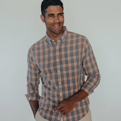 Midcoast Button Down Shirt
