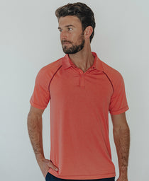 Performance Polo: Red