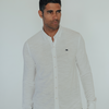 Stretch Pique Button Down