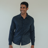 Glen Lightweight Button Up Shirt