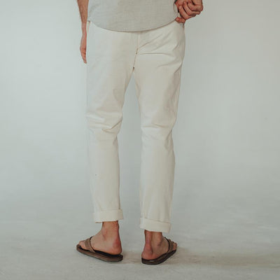 Normal Stretch Canvas Pant