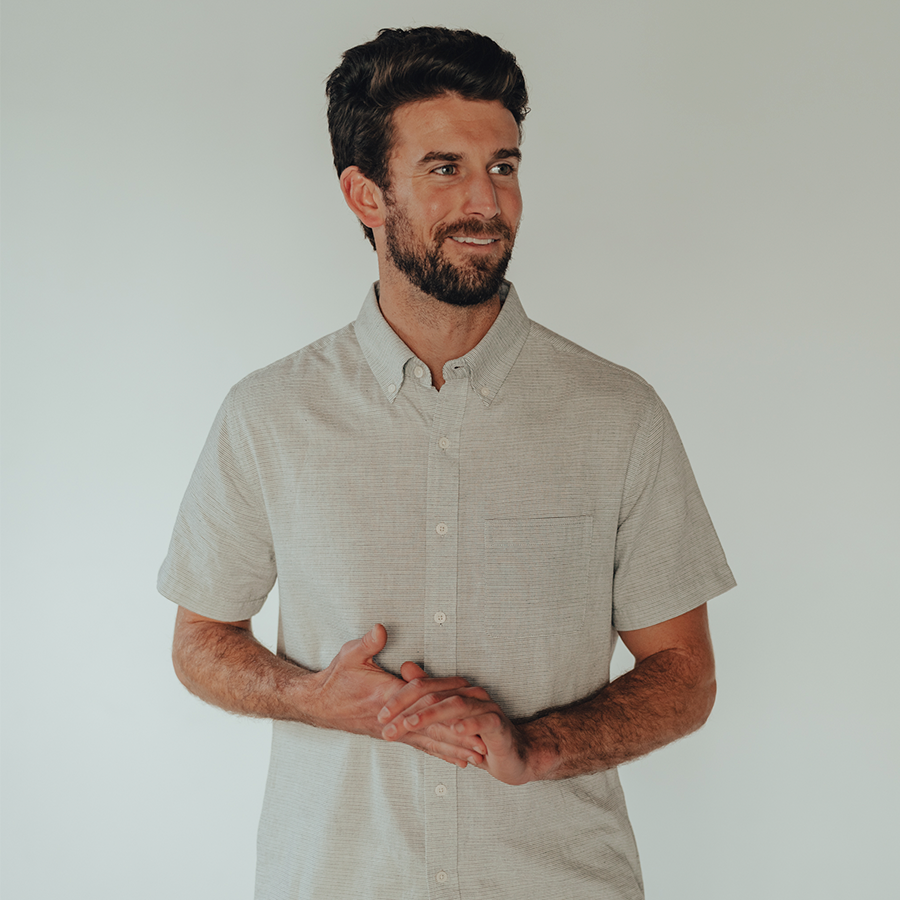 Midcoast Short Sleeve Button Down Shirt