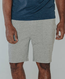 Performance Workout Short: Grey