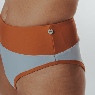 Reversible Hi-Rise Bottoms