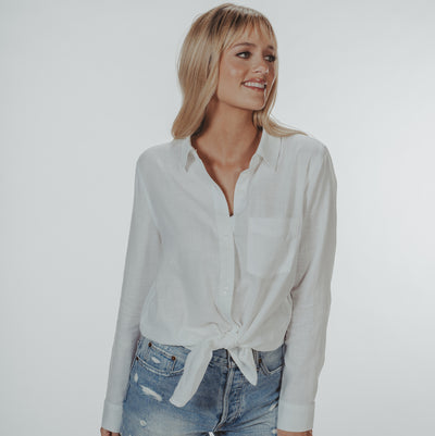 Skipper Boyfriend Shirt