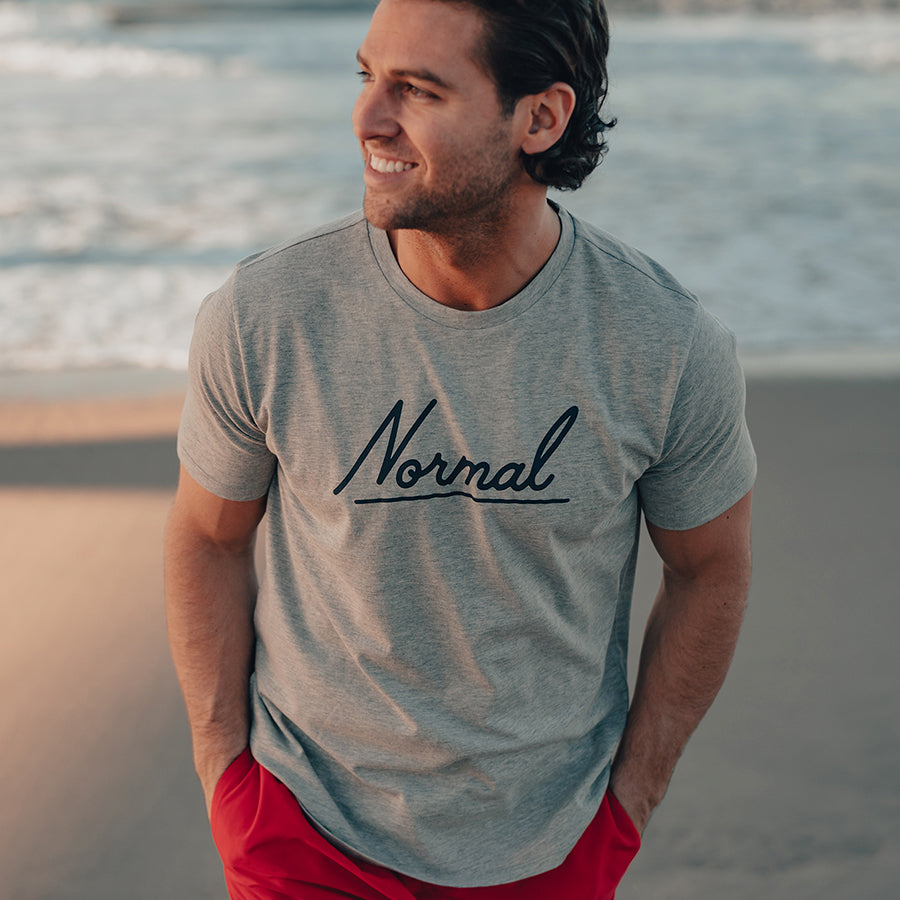 Normal Script T-Shirt