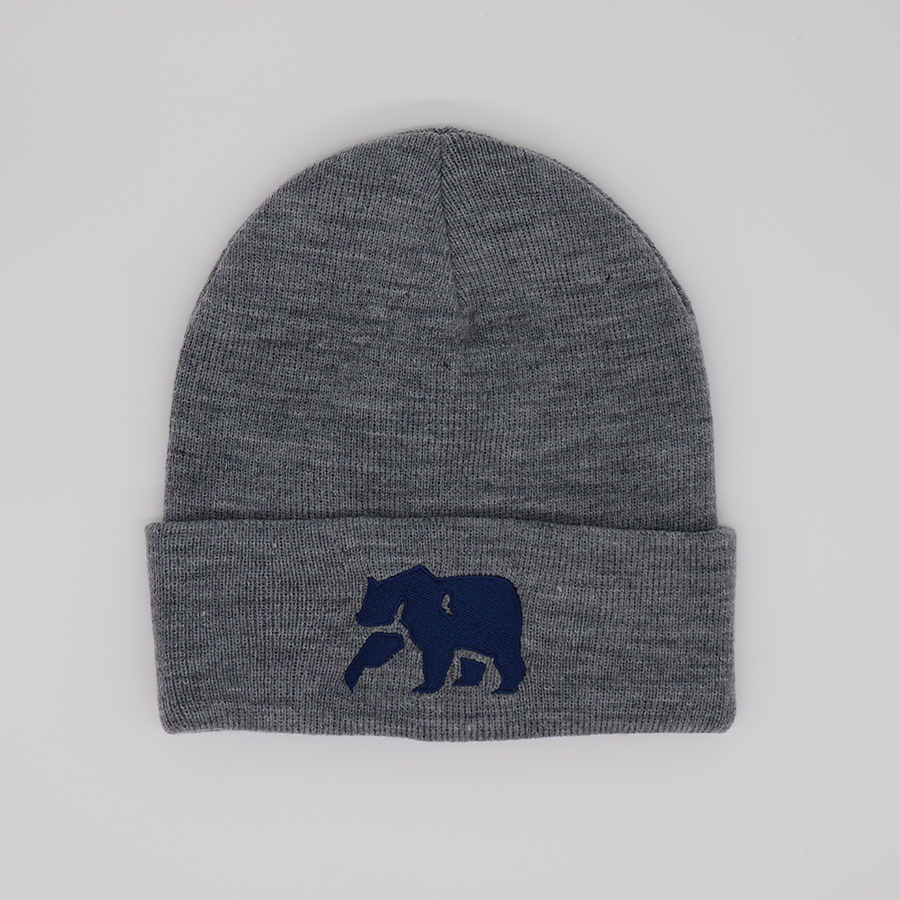 Large Bear Knit Beanie