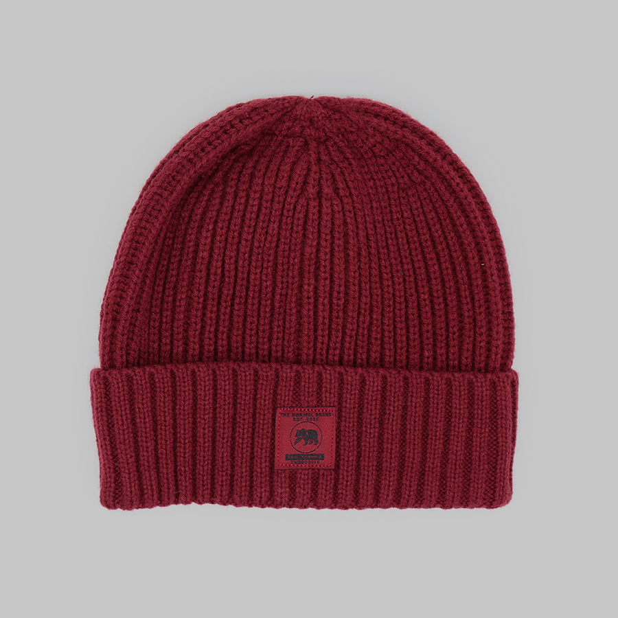 Canvas Fisherman Beanie