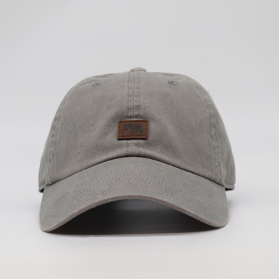 Leather Square Cap