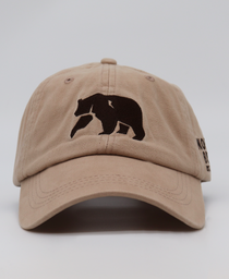 The Original Cap: Khaki TOC