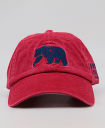 The Original Cap: Tibetan Red TOC