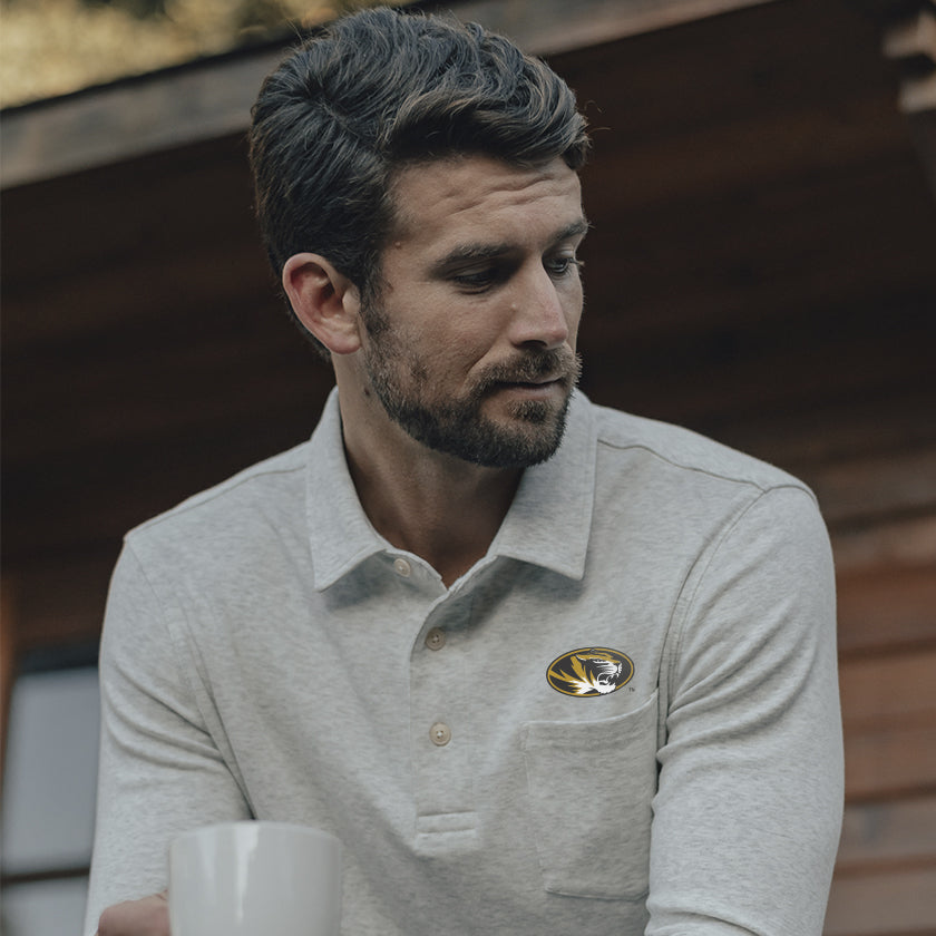 Mizzou Puremeso Pocket Polo
