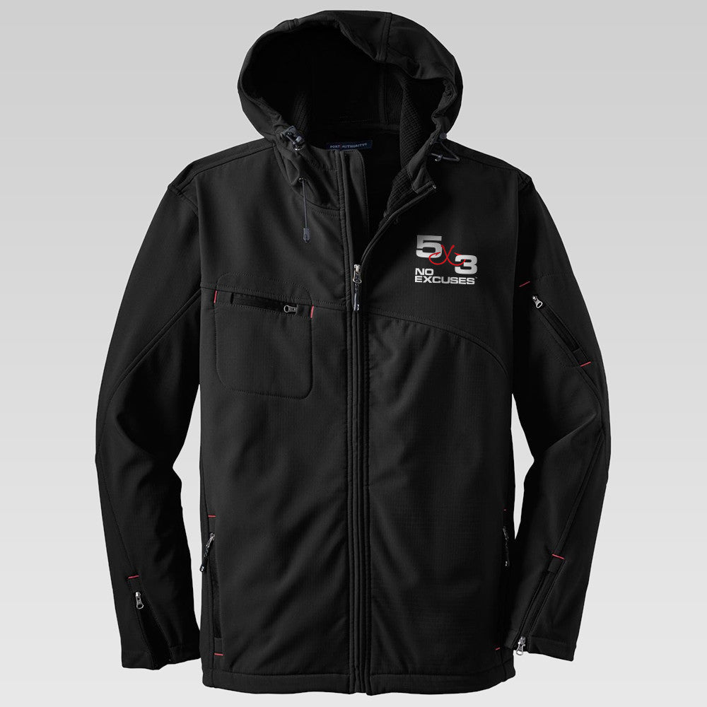 Men's Hooded Jacket. (waterproof and windproof) PRE-ORDER