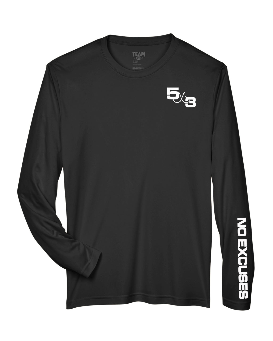 Angler strive long sleeve moisture wicking (Spf50)