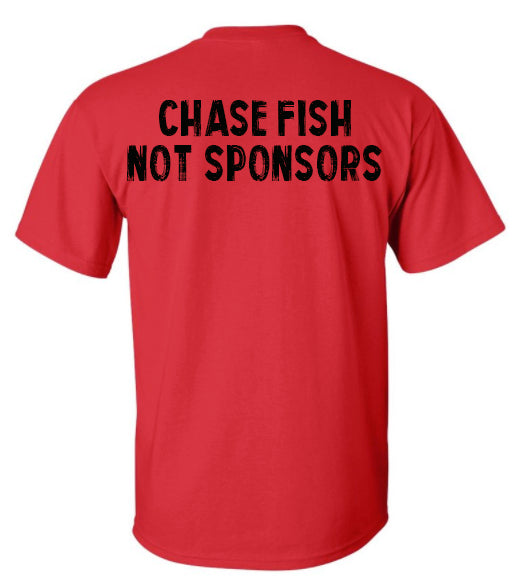 Chase Fish Not Sponsors!