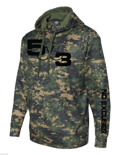 Limited Edition Camo Hoodies (preorder)