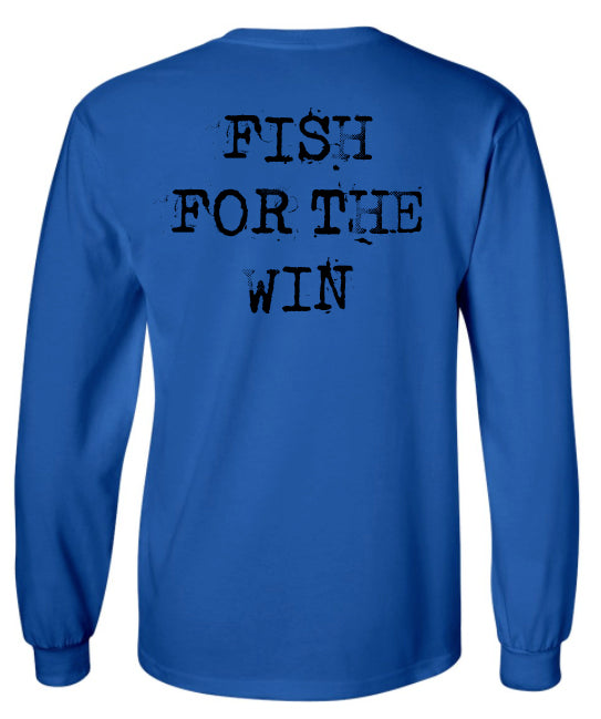 FISH TO WIN (LONG SLEEVE) PREORDER