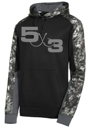 Matted Series Moisture Wicking Hoodie (preorder)