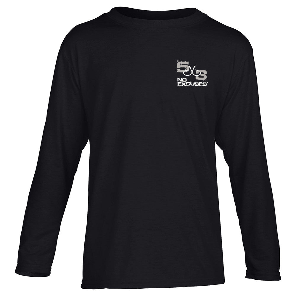 5X3 Youth Long Sleeve Future Game Changer