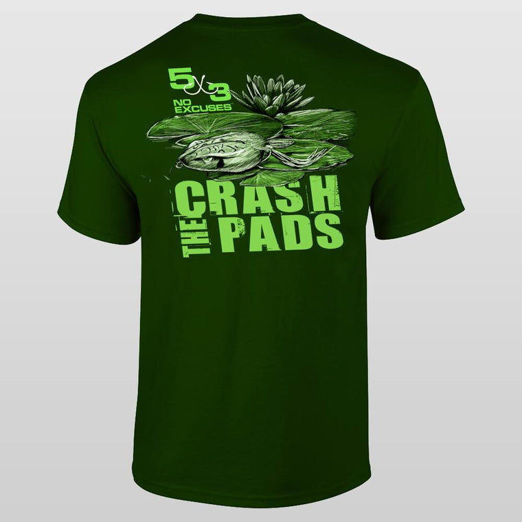 Crash The Pad Short Sleeve Sun Shirt