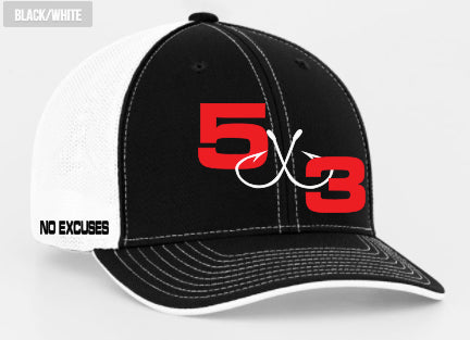 The Slickest Fitted Hat Of All Times (preorder)