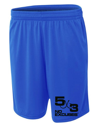 New Men's Gym Shorts (preorder)