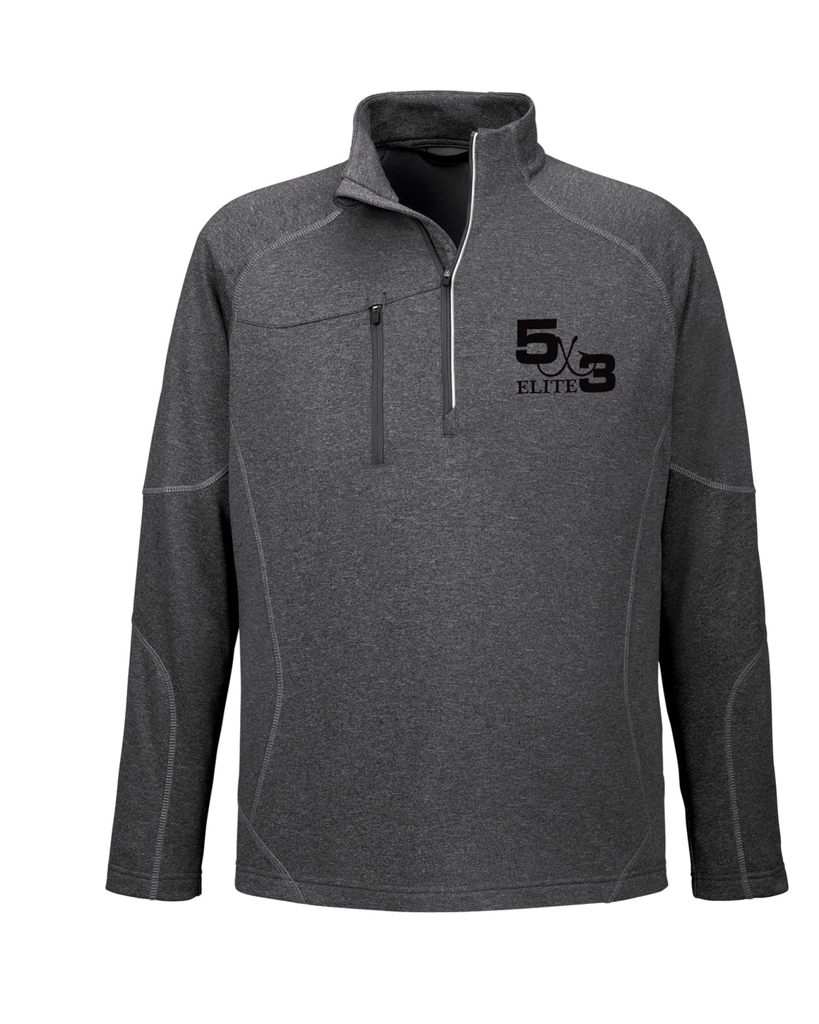 5X3 Elite Performance 1/4 zip.