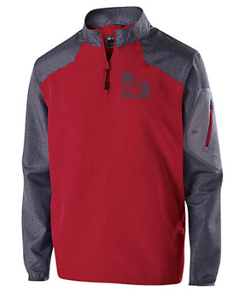 5X3 Expedition 1/4 Zip Pullover