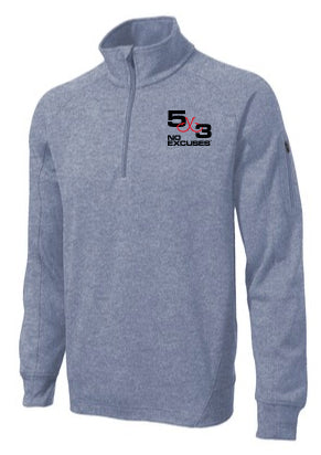 1/4 Fleece Pullover ***All new for the winter season!****