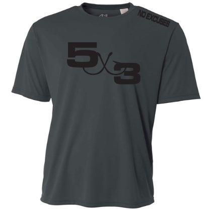 5X3 SPF50 SHORT SLEEVE SUN SHIRT (PREORDER) 8 COLORS AVAILABLE