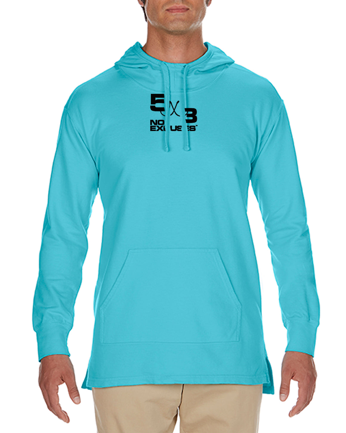 5X3 Hooded T-Shirt Preorder